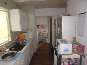 壁付けタイプキッチン