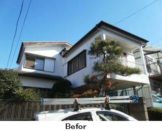Vol1 屋根葺き替え、外装工事