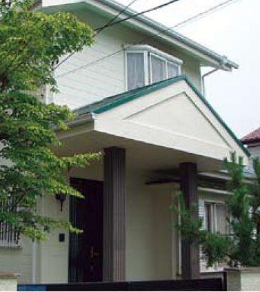 Vol 12 屋根と外壁の塗り替え