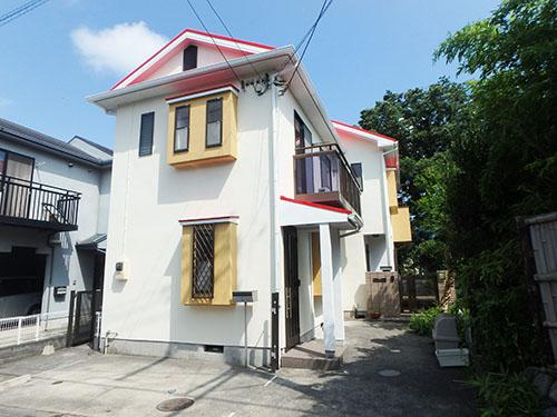 Vol 41 藤沢市 屋根外壁塗装工事