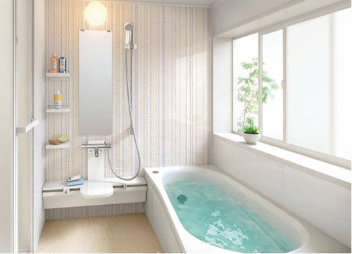 Vol 43 浴室改修工事