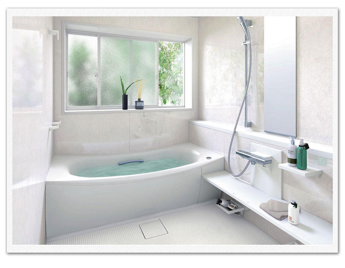 浴室・システムバス工事(横浜市金沢区M様邸)