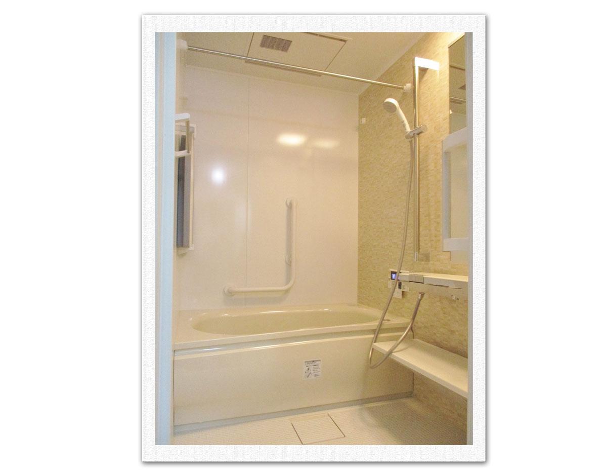 浴室改修・防水工事(横浜市金沢区N様邸)画像