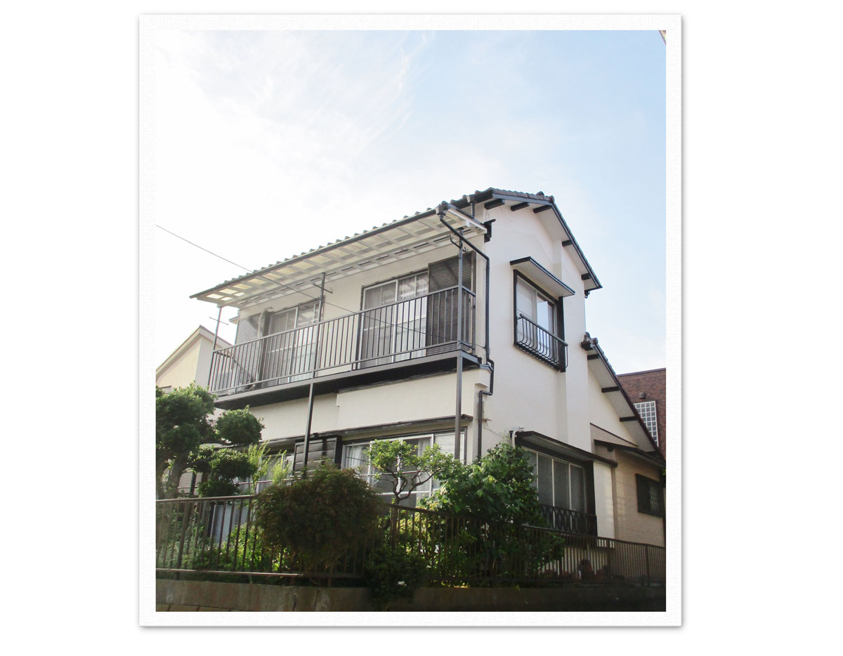 外壁塗装工事(横浜市金沢区N様邸)画像