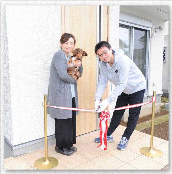 新築お客様事例 横浜市保土ヶ谷区 W  様邸画像